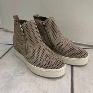 Taupe Steve Madden Sneakers